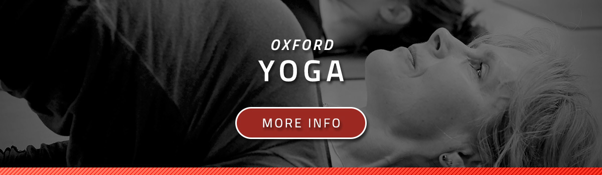 Body Politic Web Banner for Yoga Classes in Oxford